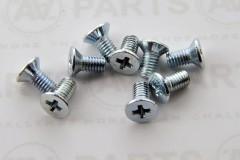 Vite TPSTorx M2,5x5 acciaio inossidabile