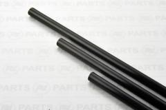 Tubo per boma di randa e fiocco - carbonio alto modulo - profilo cilindrico