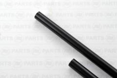 Tubo per boma di randa Ø 11,1 mm  - profilo cilindrico - Ergal 7075 T9