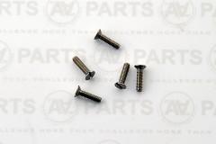 Vite TSV M2x8 acciaio inossidabile A2