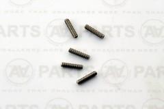 Vite ST M2x10 acciaio inossidabile A2