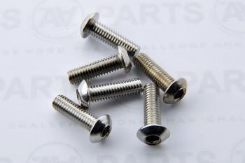 Vite TPB M3x10 acciaio inossidabile