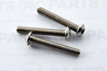 Vite TPB M3x20 acciaio inossidabile