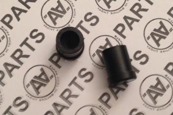 Terminale posteriore per boma randa per tubo Ø 11,1 mm