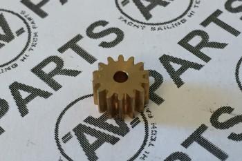 Ingranaggio motore pX (4 giri-sec)
