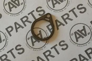 Anello anteriore fiocco con foro piccolo