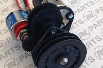 QuickWinch Brush X series - 280 - motore 280 - BASE
