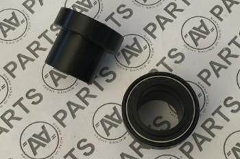 Blocchetto di coperta cilindrico Ø 17mm con cuscinetto a sfere - specifico per Tramontane