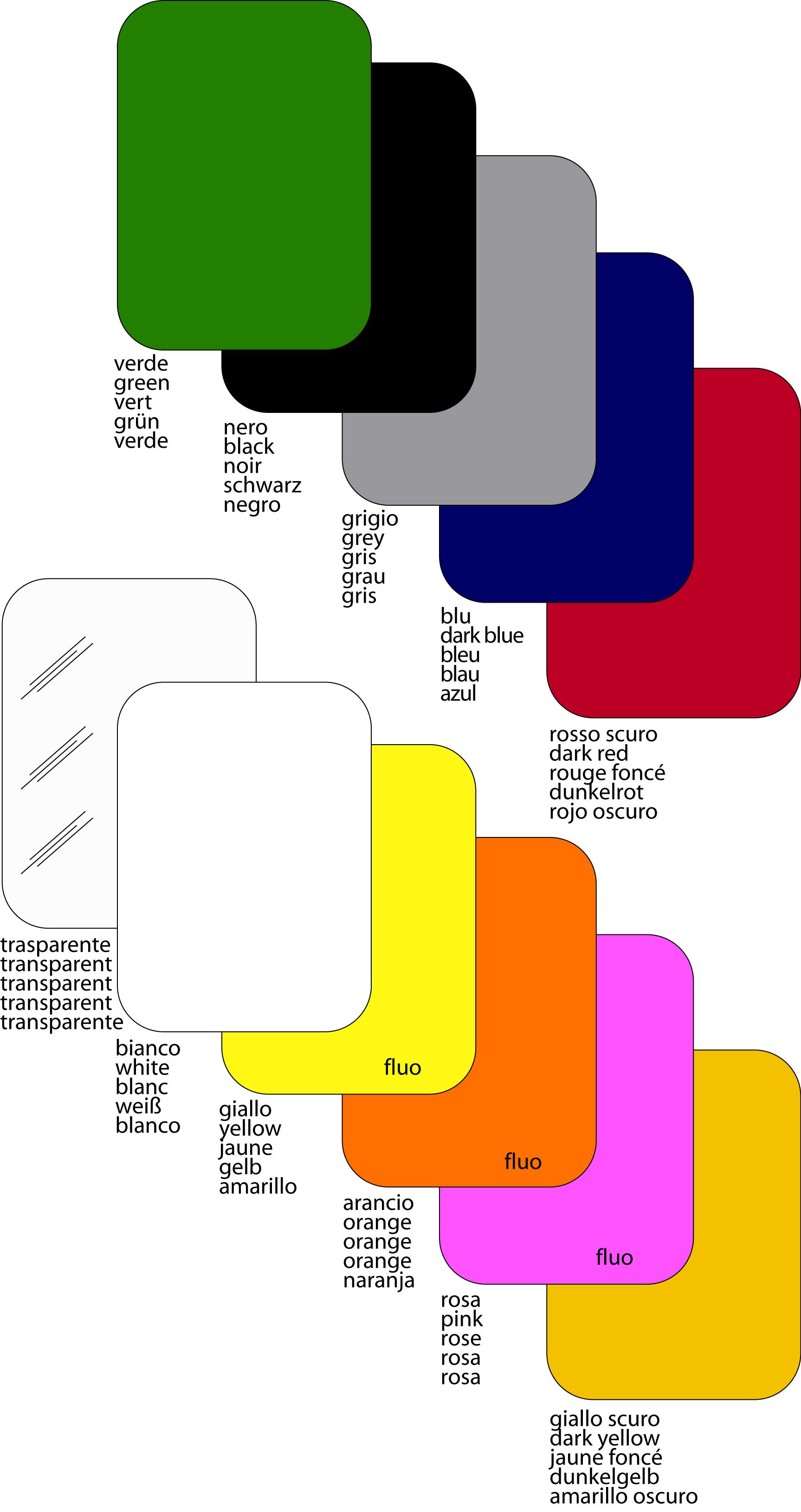 colori patch